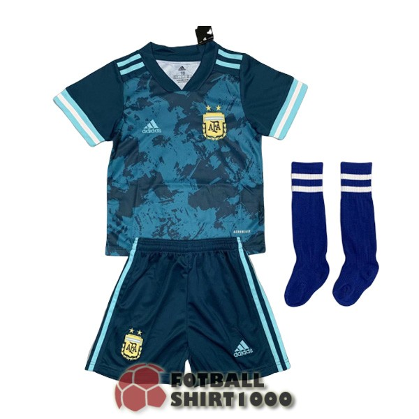 argentina kid shirt jersey 2020 away