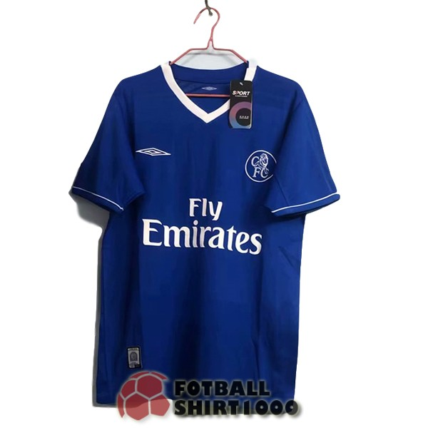 chelsea retro shirt jersey 2003 2005 home