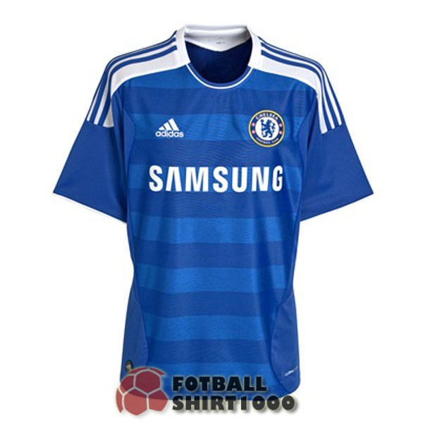chelsea retro shirt jersey 2011 2012 home