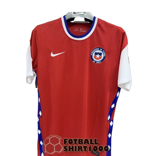 chile shirt jersey 2020 home