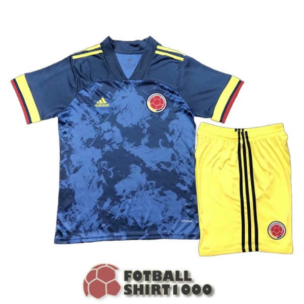 colombia kid shirt jersey 2020 away