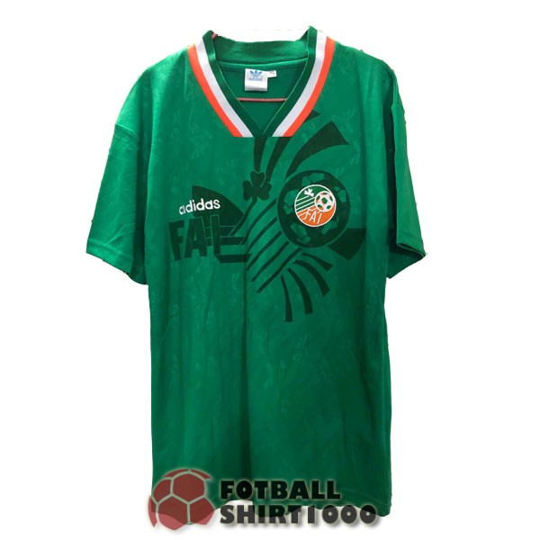 irlanda retro shirt jersey 1994 home