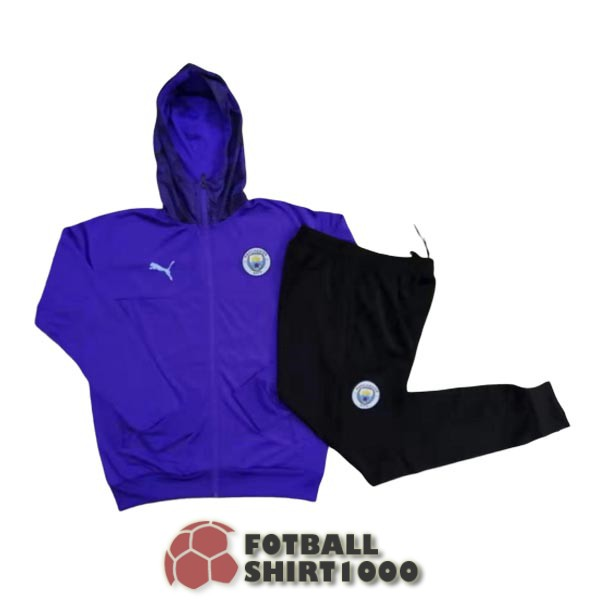 manchester city hooded jacket 2019 2020 purple