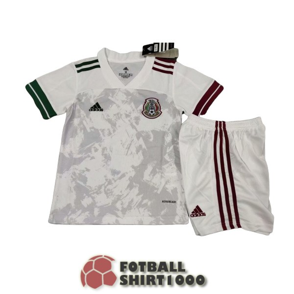 mexico kid shirt jersey 2020 away