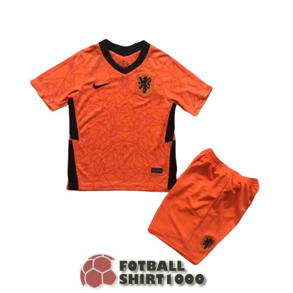 netherlands kid shirt jersey 2020 home