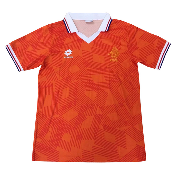 netherlands retro shirt jersey 1991 home