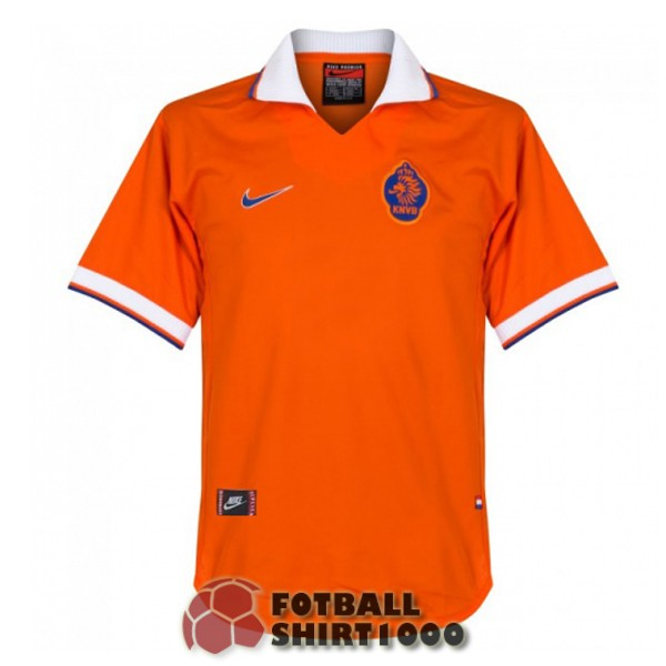 netherlands retro shirt jersey 1997 1998 home