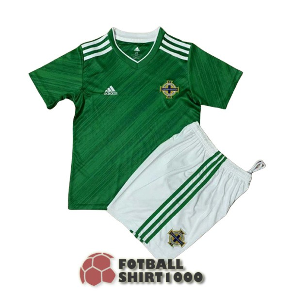northern ireland kid shirt jersey 2020 home