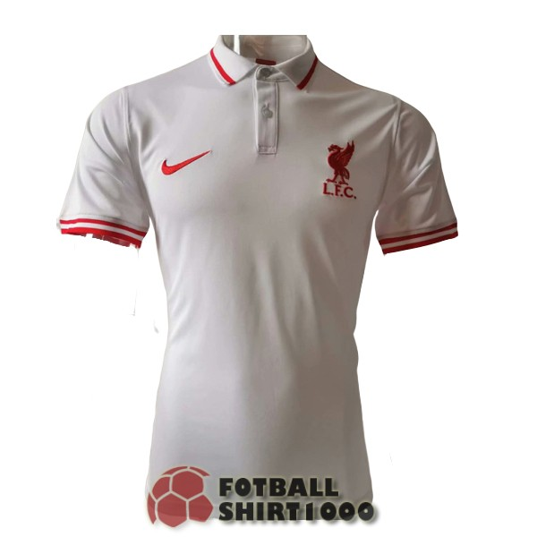 polo liverpool 2020 2021 white