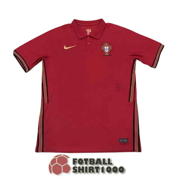 portugal shirt jersey 2020 home