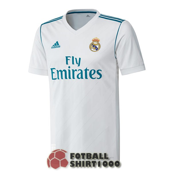 real madrid retro shirt jersey 2017 2018 home