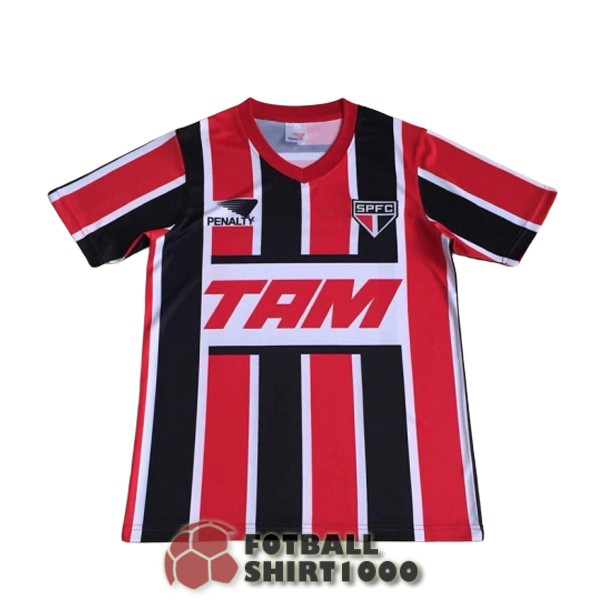 sao paulo retro shirt jersey 1993 away