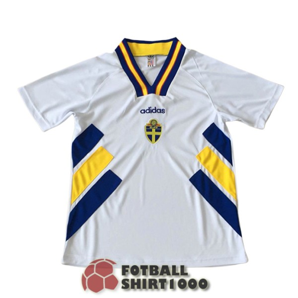 sweden retro shirt jersey 1994 away