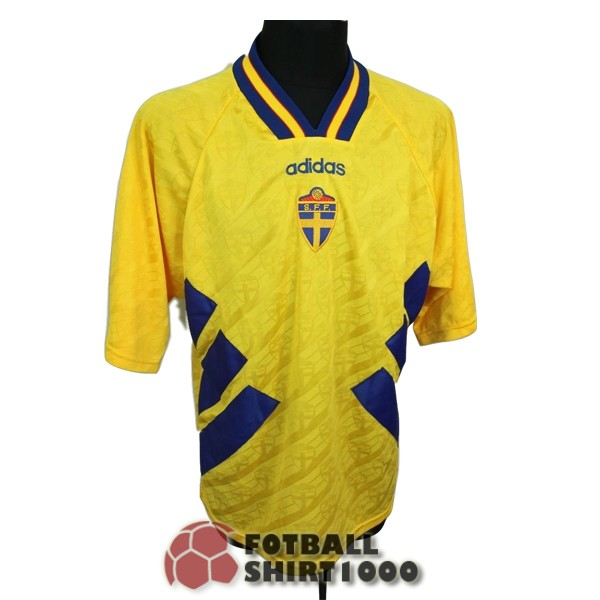 sweden retro shirt jersey 1994 home